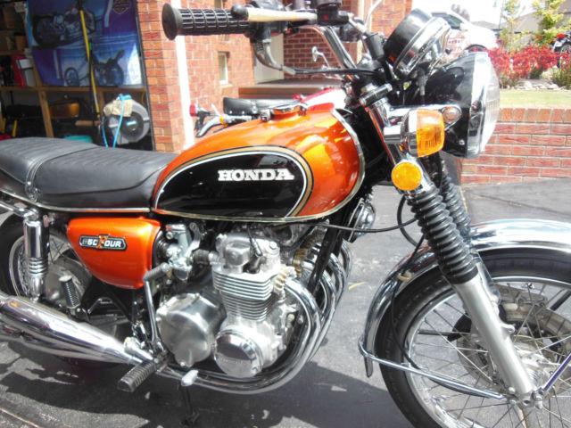 1974 Honda CB550 Four not a CB 750 four