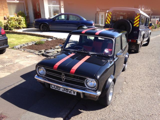 Classic mini estate 1980 1100cc