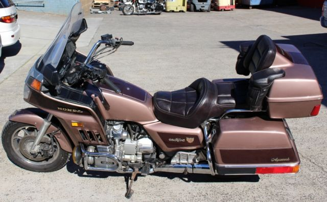 Honda Goldwing Gold Wing GL1200  1986 1200cc Classic Collector  ON SALE NOW!