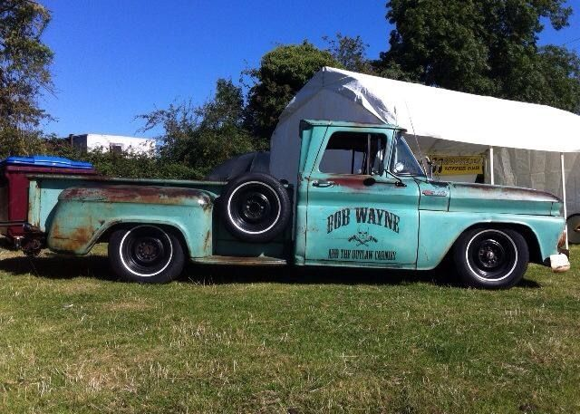 1962 Chevy C10 Step side truck