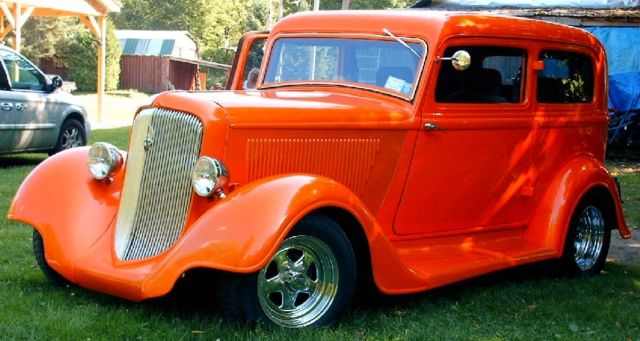 1934 Plymouth Other PF