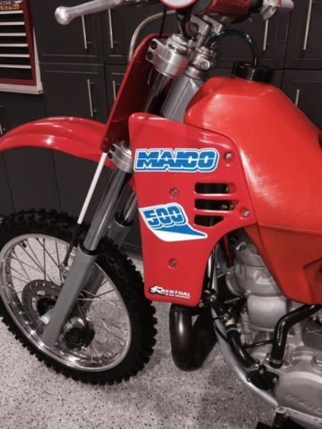 1986 Other Makes MAICO 500