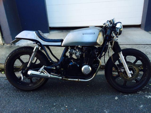 Kawasaki GT550 Cafe Racer