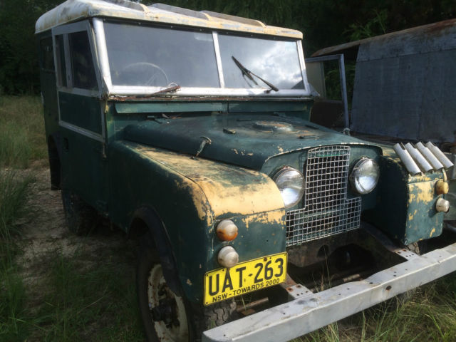 Land Rover Series 1 1955 For Sale Sydney, NSW, Australia ...