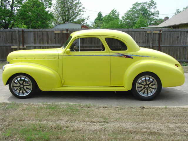 1940 Chevrolet Business Coupe Street Rod