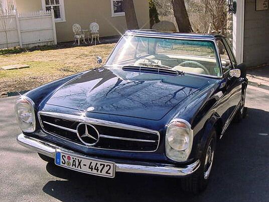 1966 Mercedes-Benz SL-Class 230 SL