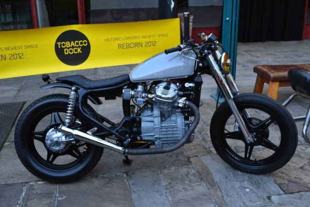 Honda CX500 - cafe racer/bobber - immaculate condition