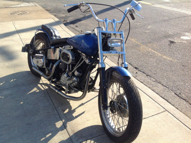 1955 Harley-Davidson Other