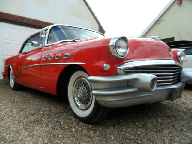 ** 1956 BUICK 5.2 V8 SPECIAL COUPE AMERICAN CLASSIC, GREAT CONDITION! **