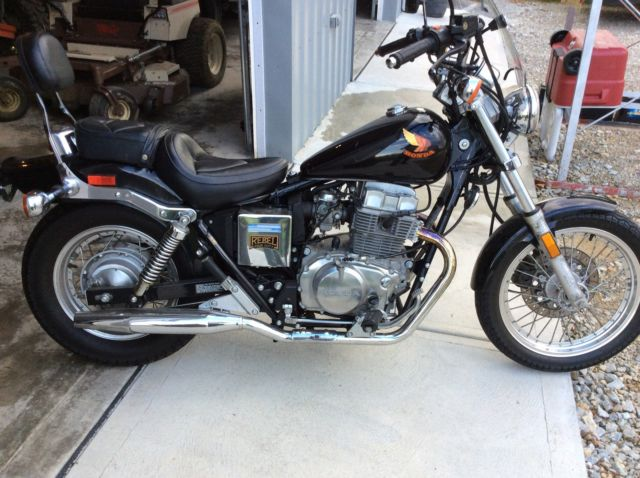1986 Honda Rebel