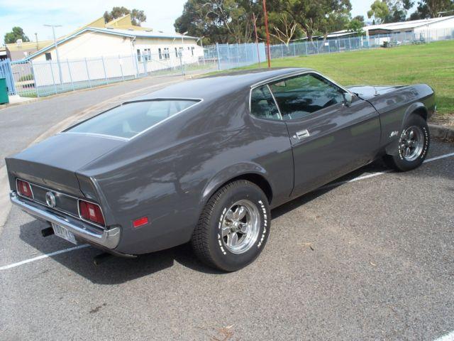 Mustang 1971 Fastback