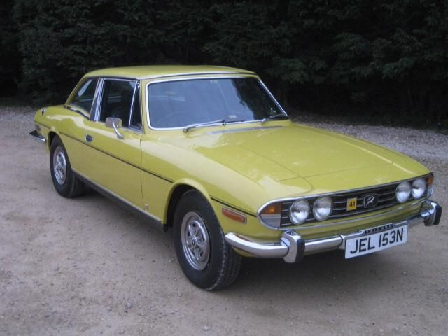 TRIUMPH STAG 3.0 V8 MANUAL O/D, HARD TOP, NOT BARN FIND,