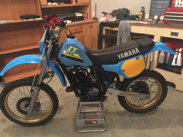 1986 Yamaha IT 200