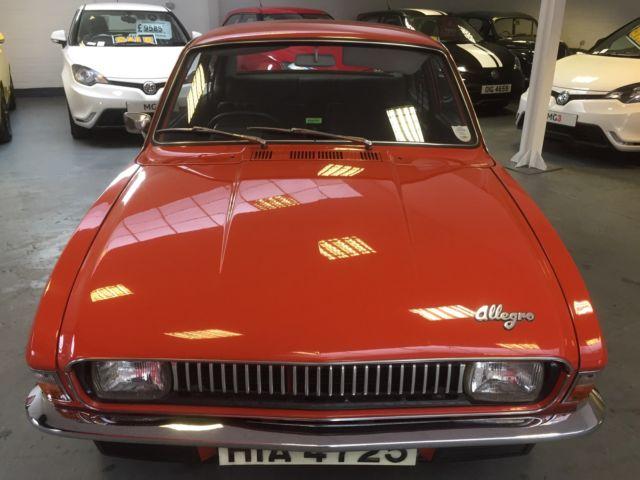 1974 Austin Allegro Super