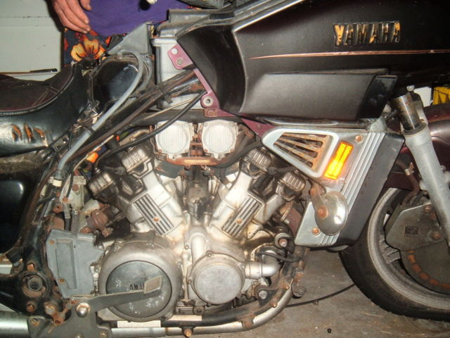 1984 Yamaha YAMAHA VENTURE ROYALE