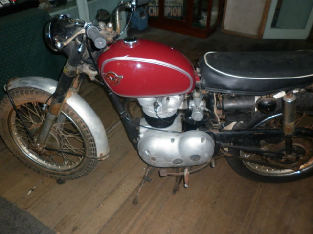 Matchless   G2 CS 1961