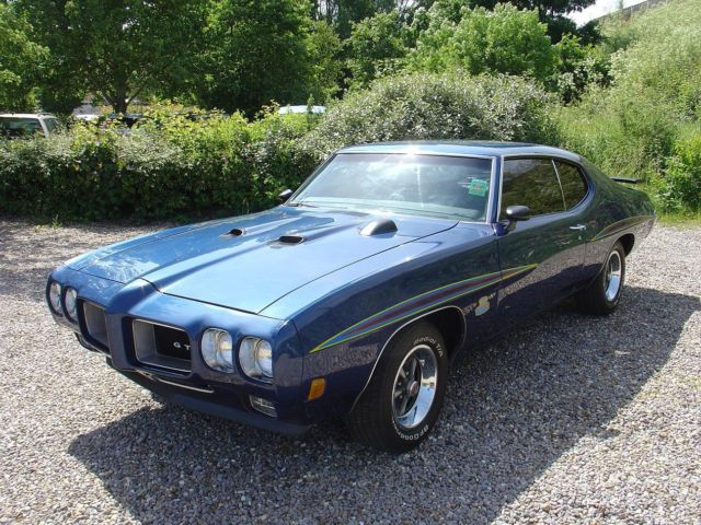 1970 Pontiac GTO Judge Musclecar Hotrod
