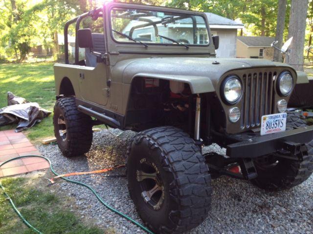1978 Jeep CJ CJ7