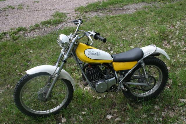 1974 Yamaha TY