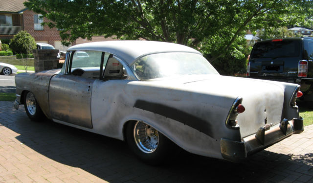 1956 Chevy Belair Sports Coupe