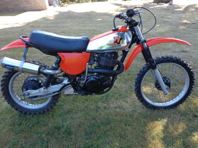1979 Yamaha TT