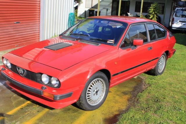 Alfa Romeo Alfetta Gtv 2 5 V6 1985 For Sale Clayton South Victoria Australia Automotoclassicsale Com