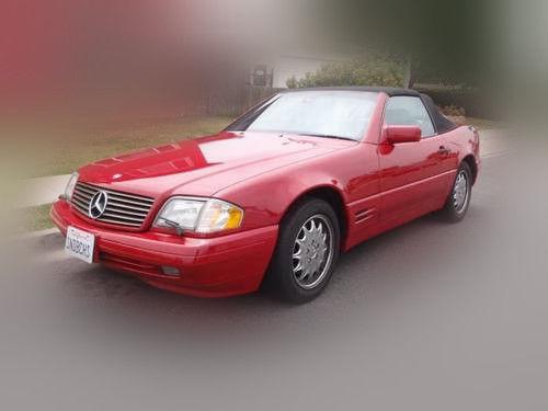 Mercedes-Benz: 500-Series