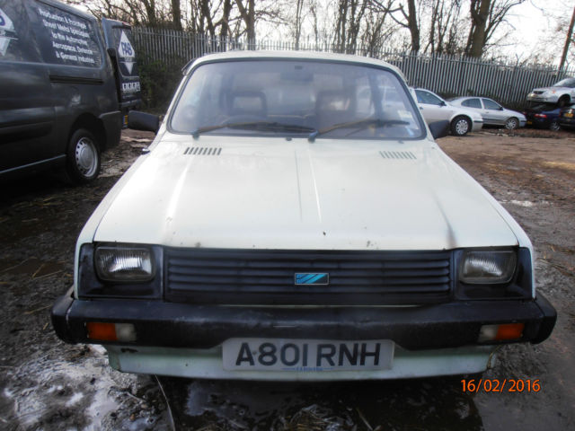 1983 Austin Mini Metro L Green Barn Find1275cc Enginefor Spares Or