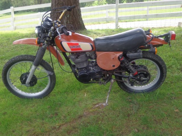 1977 yamaha xt500 xt 500 tt500 tt 500 1976 1978 1979 1980 Enduro