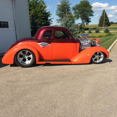 1939 Dodge Coupe / Hot Rod / Blower Supercharged Vintage