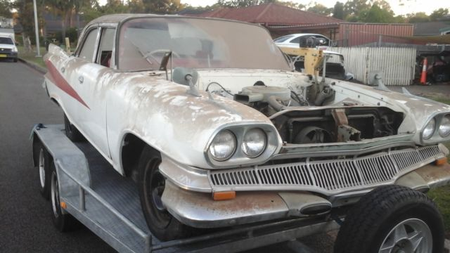 DODGE PHOENIX PD4 1960- MOPAR- Chrysler - Plymouth -  RARE!! BARN FINE PROJECT