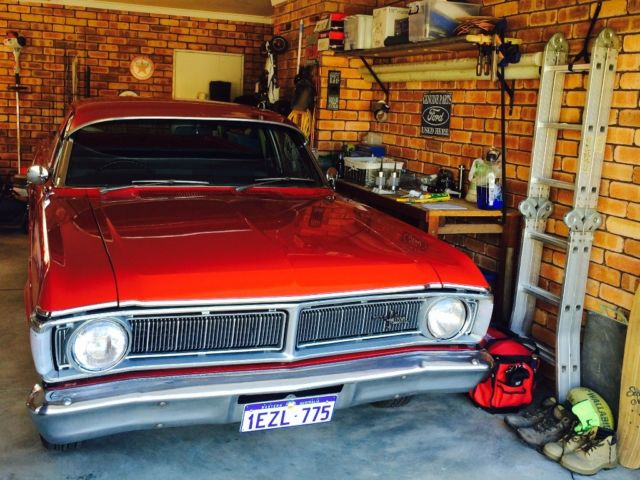 1971 XY ute