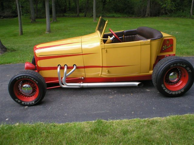 1929 Ford Lakes Modified  Short But Sweet