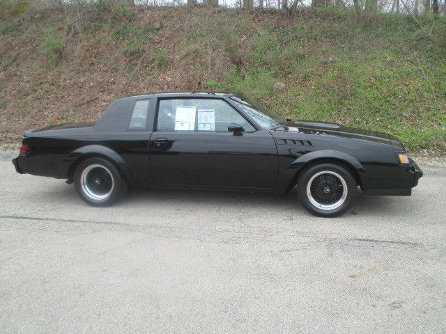 1987 Buick GNX . 4319 miles!!!