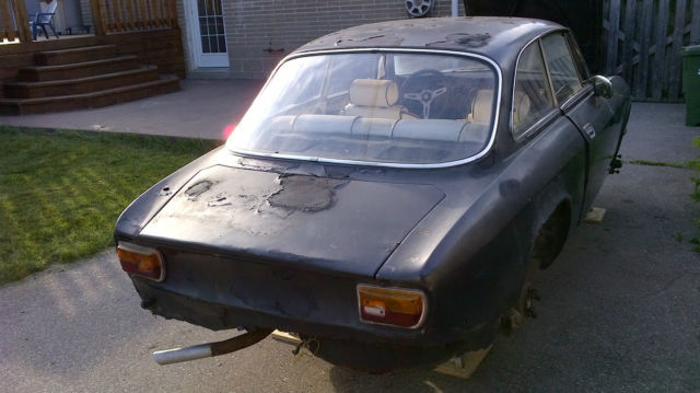 1968 Alfa Romeo Gtv 1300 Gt Junior For Sale Scarborough Ontario