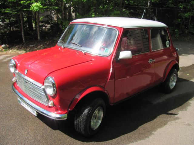 Mini Classic Mini For Sale Stratford Prince Edward Island Canada