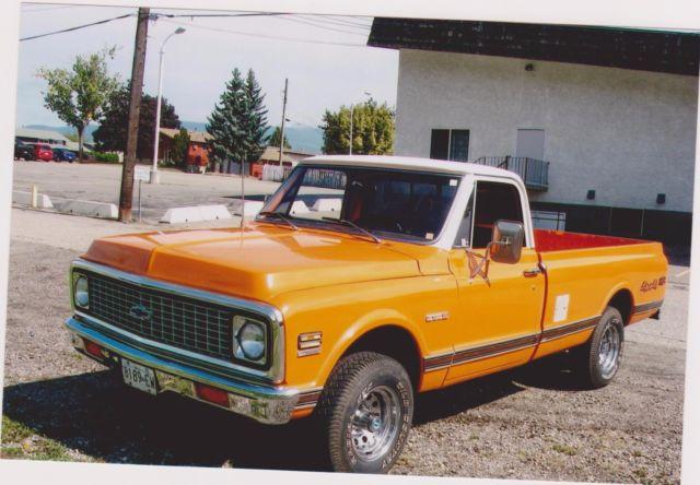 Chevrolet: C/K Pickup 1500 Cheyenne