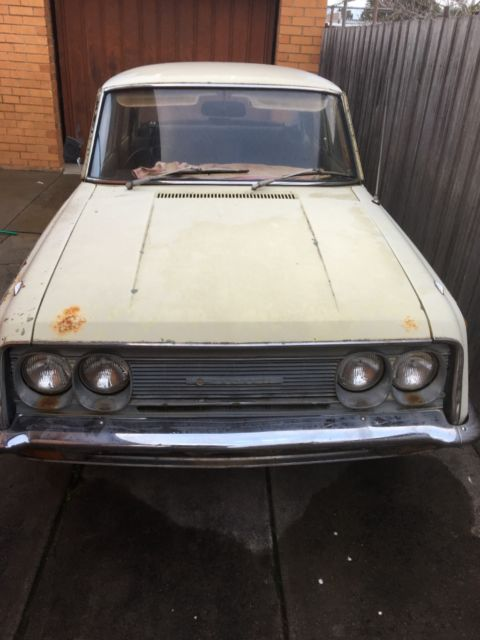 Classic Toyota Corona 1969 #RareFind