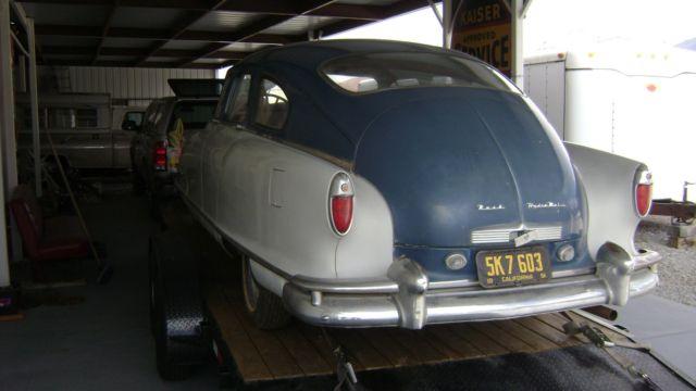 1951 Nash Ambassador Super Airflyte