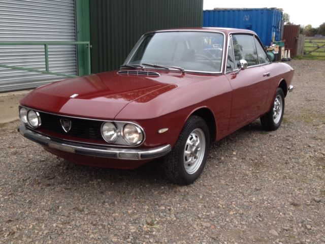 Lancia Fulvia Coupe Series 2 1971 (Fresh Import Rust Free)