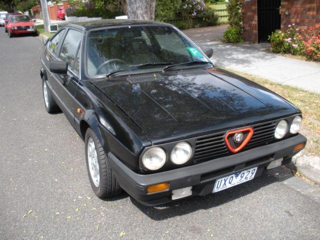 Alfa Romeo SPRINT QV 1986
