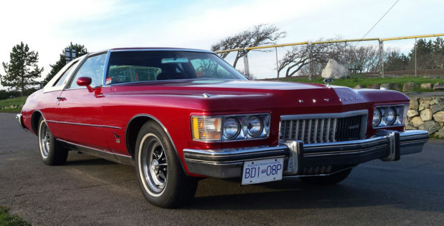 1974 Buick Riviera GS Stage 1, 3:42 posi, buckets, sunroof, loaded