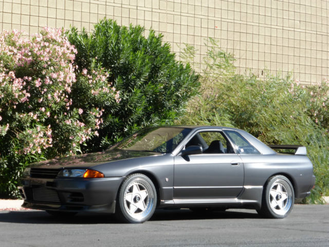 1990 Nissan Skyline NISMO GTR 18k original miles beautiful car must see!
