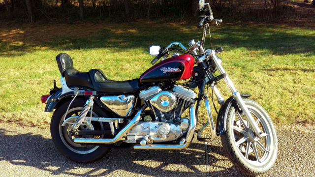 1988 Harley Davidson Sportster 883