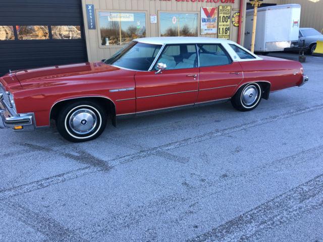 1975 Buick Lesaber 32000 low miles 1 owner