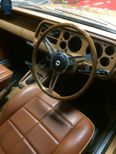 Ford Granada Mk1 3.0Litre GXL Saloon