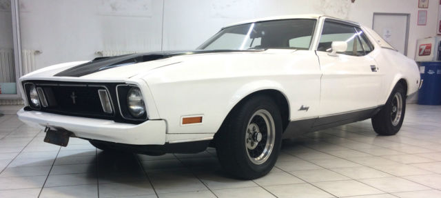 FORD MUSTANG 1973 5.8L V8