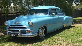 1951 Chevy Fleetline Deluxe Classic Old School Cruiser