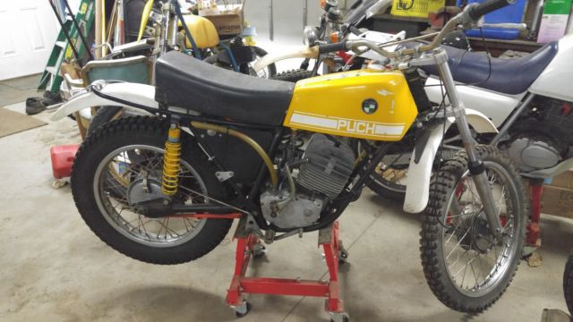 1974 Puch 125 MX