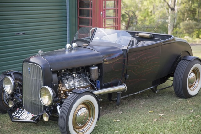 1929 Ford A model Roadster Hot Rod